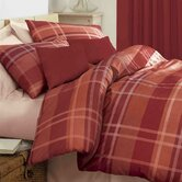 Glencoe Quilt Set in Terracotta