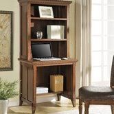 Amelia Desk with Hutch / Bookcase