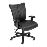 Mid-Back LeatherPlus Office Chair
