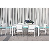 Plaza 7 Piece Dining Set