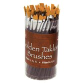 Taklon Brush Assortment (Set of 72)