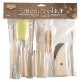 Pottery Tool Kit (Set of 9)