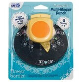 Multi-Shaper Flower Garden Magnetic Punch