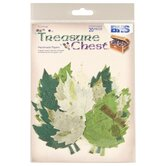 Treasure Chest Leaf Diecuts (Set of 20)