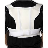 Clavicle and Shoulder Brace in White