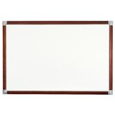Elan Trim Porcelain Markerboard 3' x 4'