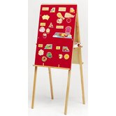 Flannel/Marker Easel