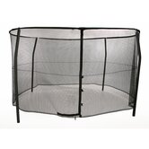 14' G4 Enclosure System for all Trampolines with 4 U-legs