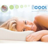 Memory Foam Contour Pillow (Set of 2)