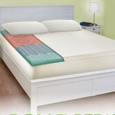 Memory Zone 2&quot; Memory Foam Topper