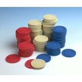 100 Clay Poker Chips