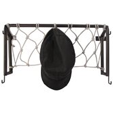 Hall Of Fame Soccer Goal Post Wall Rack