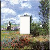 Monet Landscape Switch Cover