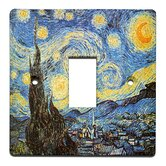 Van Gogh's Night Switch Cover