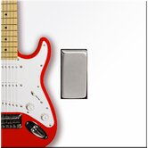 Red Electric Guitar Switch Cover