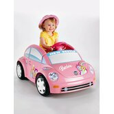 Power Wheels Barbie� Volkswagen® New Beetle