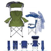 Large Folding Chair With Canopy