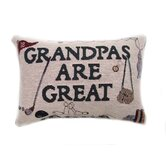 Grandpas Are Great Pillow (Set of 2)