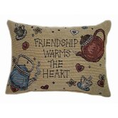 Teakettle Friends Pillow (Set of 2)