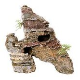 Design Elements Layered Rock Mountain Ornament