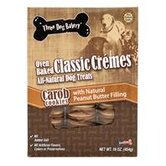 Classic Cremes Peanut Butter Carob Cookies Dog Treat