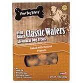 Classic Wafers Peanut Butter Dog Treat