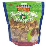 Chicken / Apple Wrappers Dog Treat