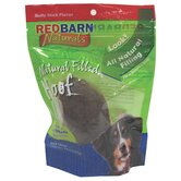 "7.5"" Natural Filled Hoof Dog Treat"