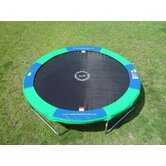 15' Round Trampoline with Optional Accessories
