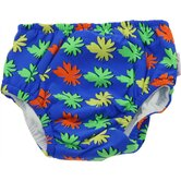 Waterproof Swim Diaper in Multi Colored Matissse Print