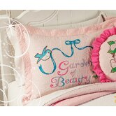 Disney Garden of Beauty Pillow Sham