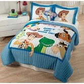 Disney Toy Story Full / Queen Quilt