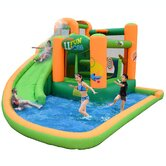 Endless Fun 11 in 1 Inflatable Water Bounce House