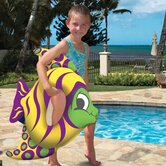 Inflatable Fish Swim Tube