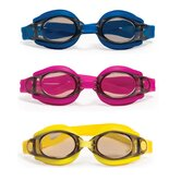 Silicone Sport / Fitness Goggles (Set of 3)