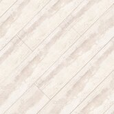 Atlantic 5&quot; x 24&quot; Porcelain Field Tile in White