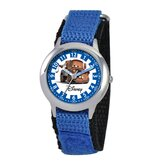 Kid's Cars Time Teacher Watch in Blue