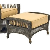 Serengeti Ottoman with Cushion