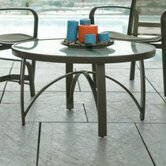 Wyatt Round Umbrella Coffee Table