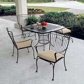Easton 5 Piece Bistro Set
