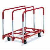 "Panel Mover 5"" Phenolic Casters, 2 Fixed and 2 Swivel, 3 Standard Uprights"
