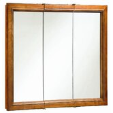"Montclair 36"" x 30"" Three Door Medicine Cabinet"