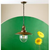 Nautik One Light Outdoor Pendant