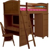 Cooley Sleep Study Storage Loft Bed