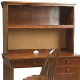 "Mission 36"" H x 53"" W Desk Hutch"
