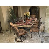 Trazo Sonoma Table Dining Set