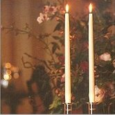Wedding Taper Candles (Set of 12)