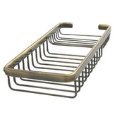 Waverly Place Shower Basket 10.5Lx4.8Dx1.8H