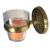 Monte Carlo Wall Mounted Votive Candle Holder