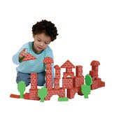 Brick - Like  Toy Foam Blocks
